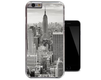 New York City iPhone 6 Case USA America iPhone 5 Case NYC United States iPhone 5c Case Empire State Building Skyline iPhone 4 case