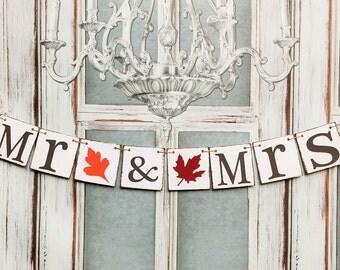 WEDDING SIGNS - SWEETHEART Table Decorations - Fall Wedding - rustic barn wedding signs