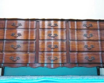 Dresser Link Taylor French Provincial Vintage Country French Shabby Chic  Buffet Changing Table Bath Vanity TV