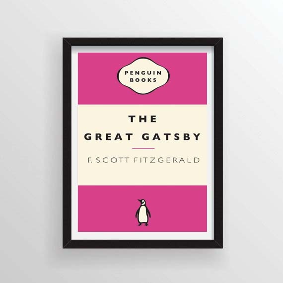 Penguin Book Covers Poster ~ Classic book covers posters pixshark images