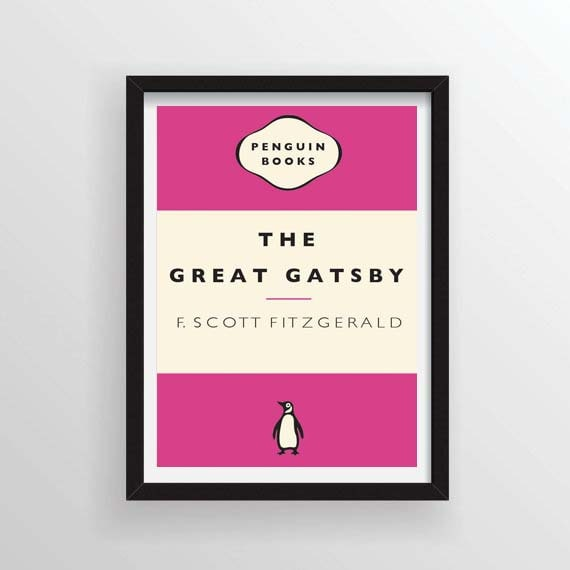 Penguin Book Cover Art Prints : Classic book covers posters pixshark images