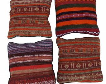 Kilim Pillwo 100%Wool *Handmade*  Nr. 1000