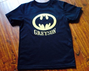 Batman Personalized Shirt