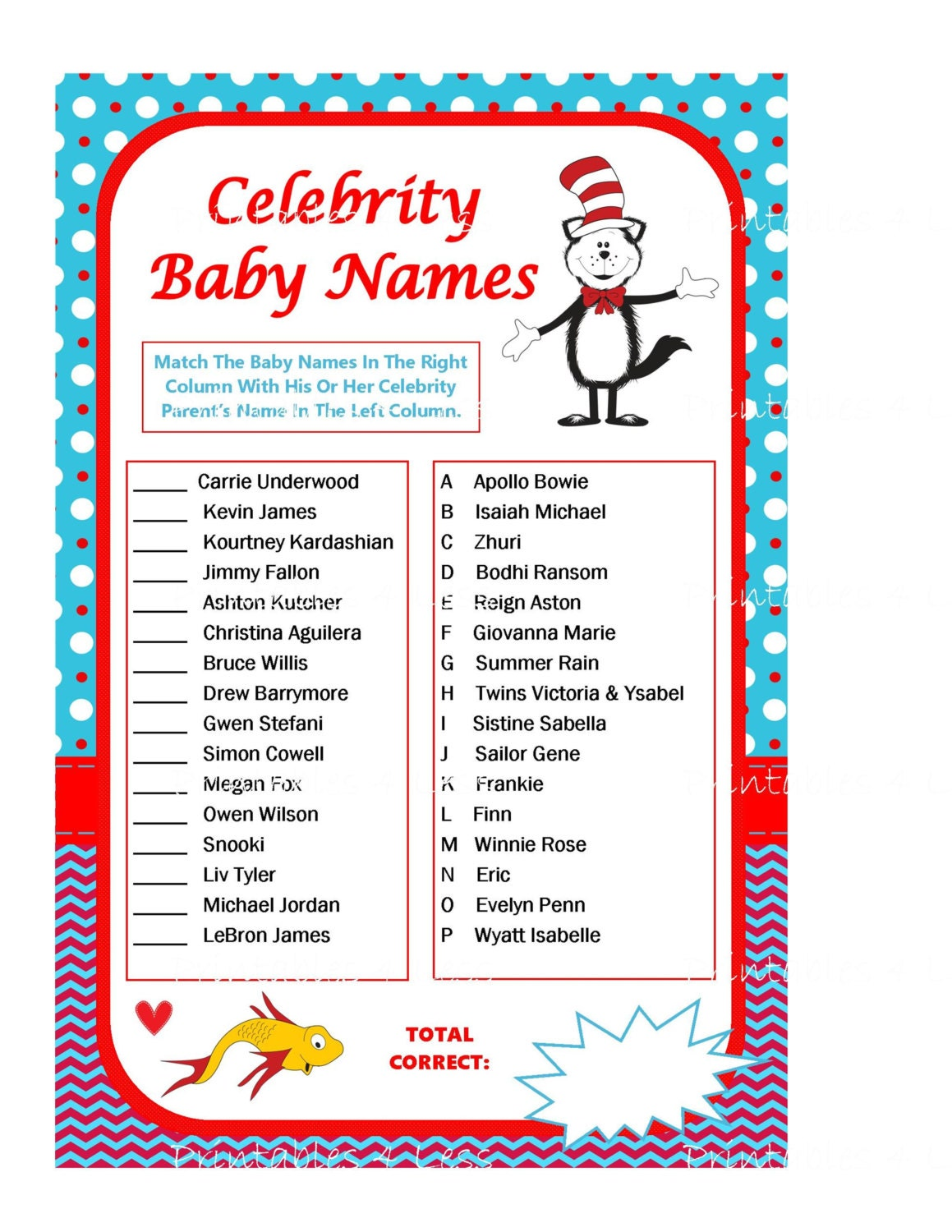 Celebrity moms and babies game on pinterest