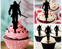 Image Result For Witcher Birthday Cake