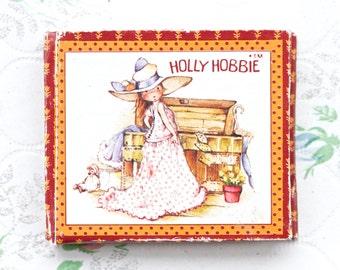 Hollie Hobbie miniature Notebook - made in Japan