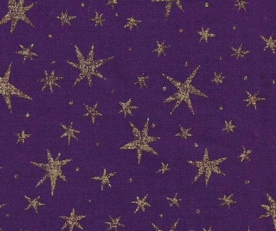 purple and gold stars - photo #7