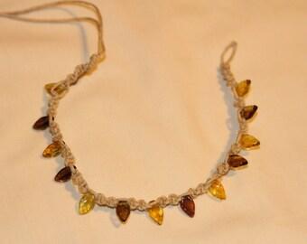 Random Assortment of Hemp Bracelets