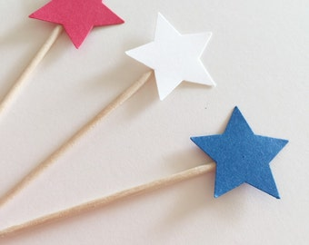 4th of JULY STAR Toppers