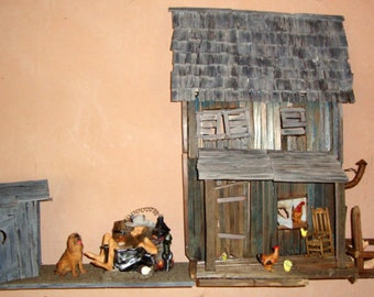 Hillbilly Homestead Wall Decor