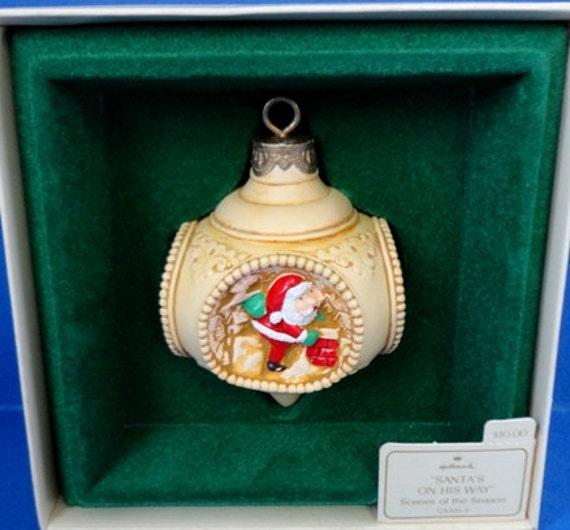 Christmas Tree Ornament Storage