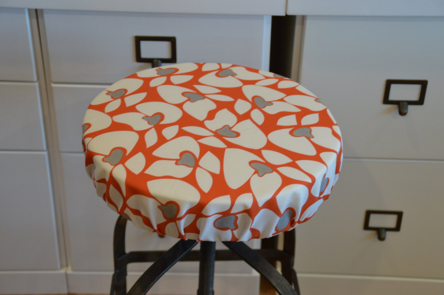 Round barstool cover with cushioned foam Elasticized Floral : ilfullxfull7757137312pxl from www.etsy.com size 1500 x 997 jpeg 240kB