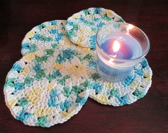 Water Ombre Coasters
