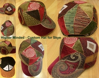 Festi Snap Back  - Custom Hat Orders - Give us your colors and we will make it for you!