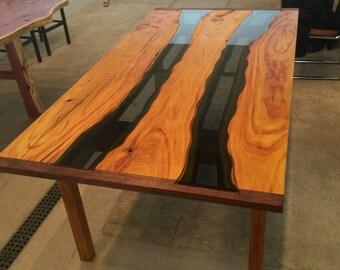 Osage Orange River Table