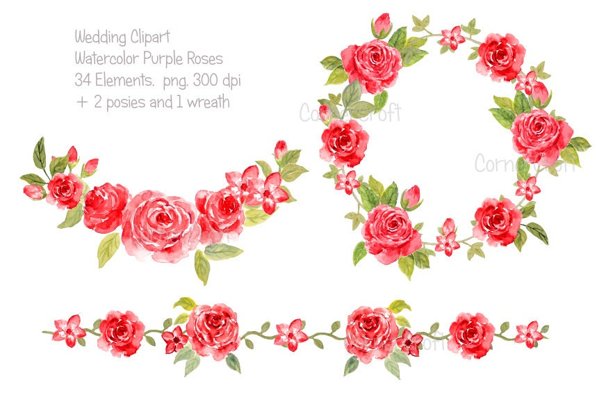 Red Rose Wedding Invitations for beautiful invitations template