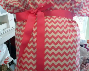 Birthing gown.