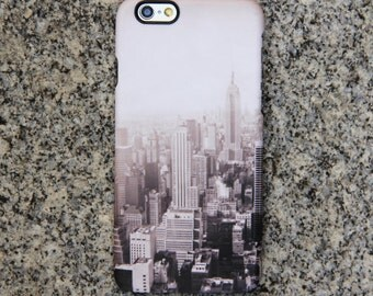 Retro New York City NYC Empire iPhone 6s Case iPhone 6s Plus Case iPhone 6 iPhone 5 5c Galaxy s6 Edge Galaxy s6 s5 s4 Galaxy Note 5 Case 044