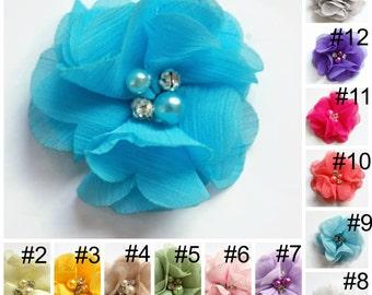 Dog collar accessories, Dog collar bow, dog collar flower, girl dog accessories, Dog Flowers, Bows for Dogs,  Cat flower, girl dog flower