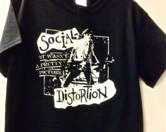 Social Distortion Tshirt