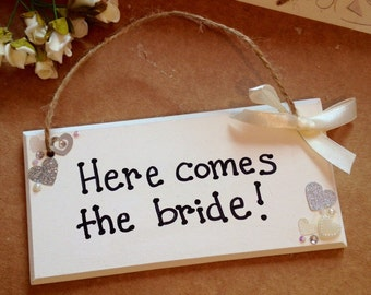 Personalised Wedding Gifts Glasgow : Personalised lucky wedding horseshoe gift by LittleThoughtsGifts