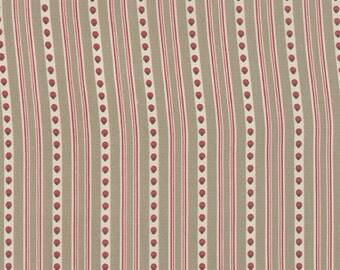 French General. Joyeux Noel Rouge 13713 14 for Moda Fabrics.