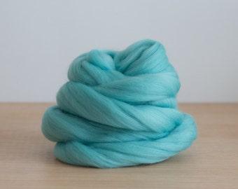 Wool Top - Mint