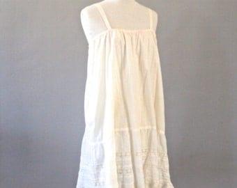 Beautiful Vintage Lace Slip