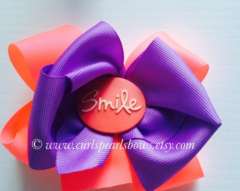 The Smiley Bow