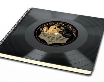 Vinyl Wedding Album - Wedding Guestbook | Photo Album | Vintage | Guest Book