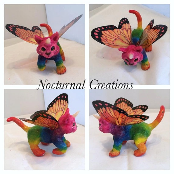 Rainbow Butterfly Unicorn Kitten Related Keywords Suggestions