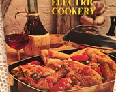 1970 Vintage Cookbook, Sunbeam Portable Electric Cookery, Vintage Sunbeam Appliances, Sunbeam Recipes