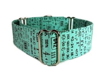 Math Nerd Dog Collar | Cat Collar