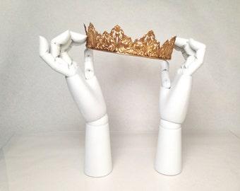 ISABELA: Gold Coronet/Crown