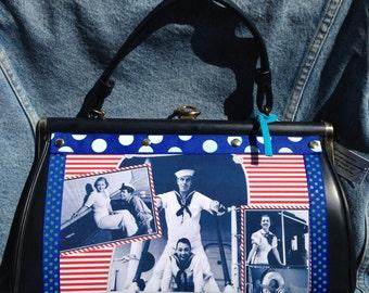 Hey Sailor Handbag