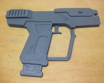 3D Printed Halo Pistol