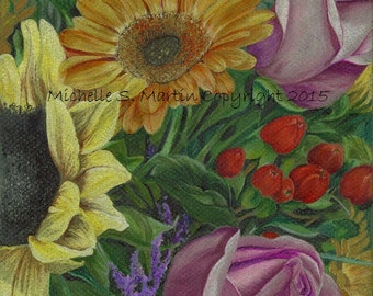 Just Because Fine Art Giclee Limited Edition Print