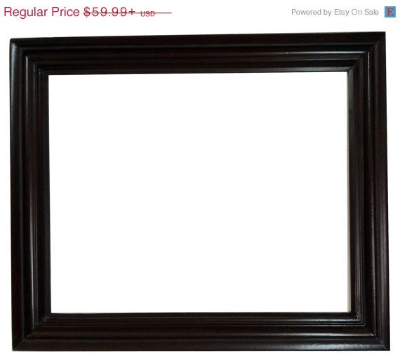 On sale 16x20 Mirror frame - wall picture frame -ornate mirror - hand ...