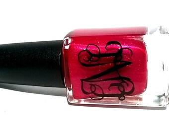 Hottie Pink, Nail Polish