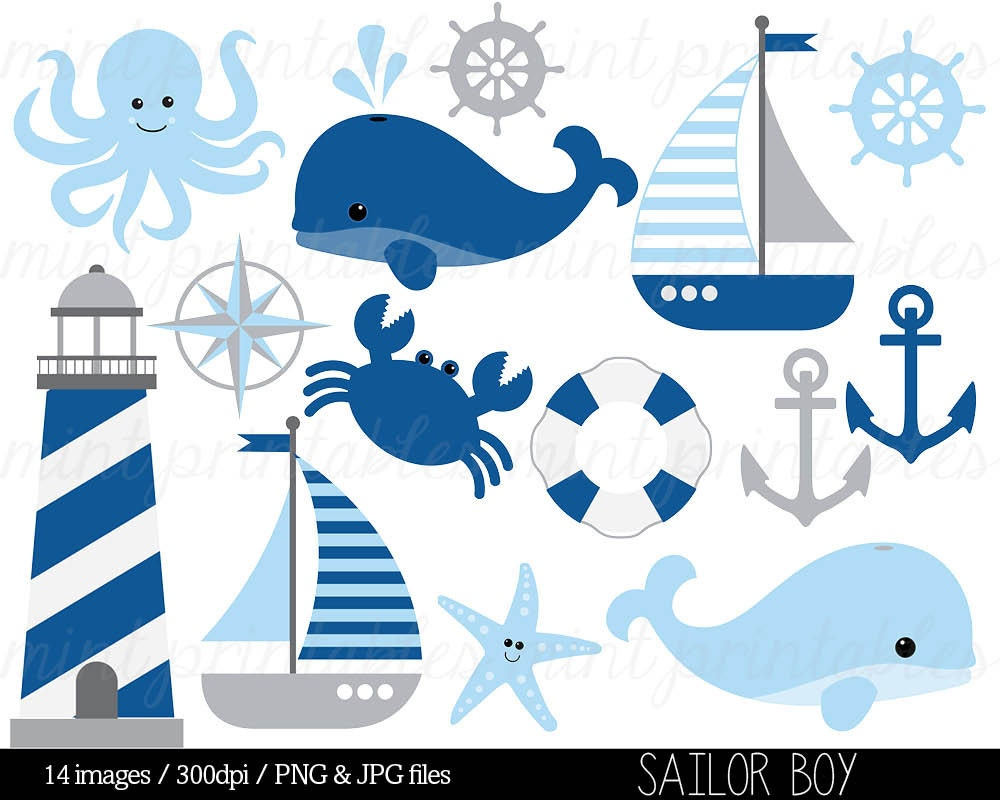 baby shower whale clipart - photo #41