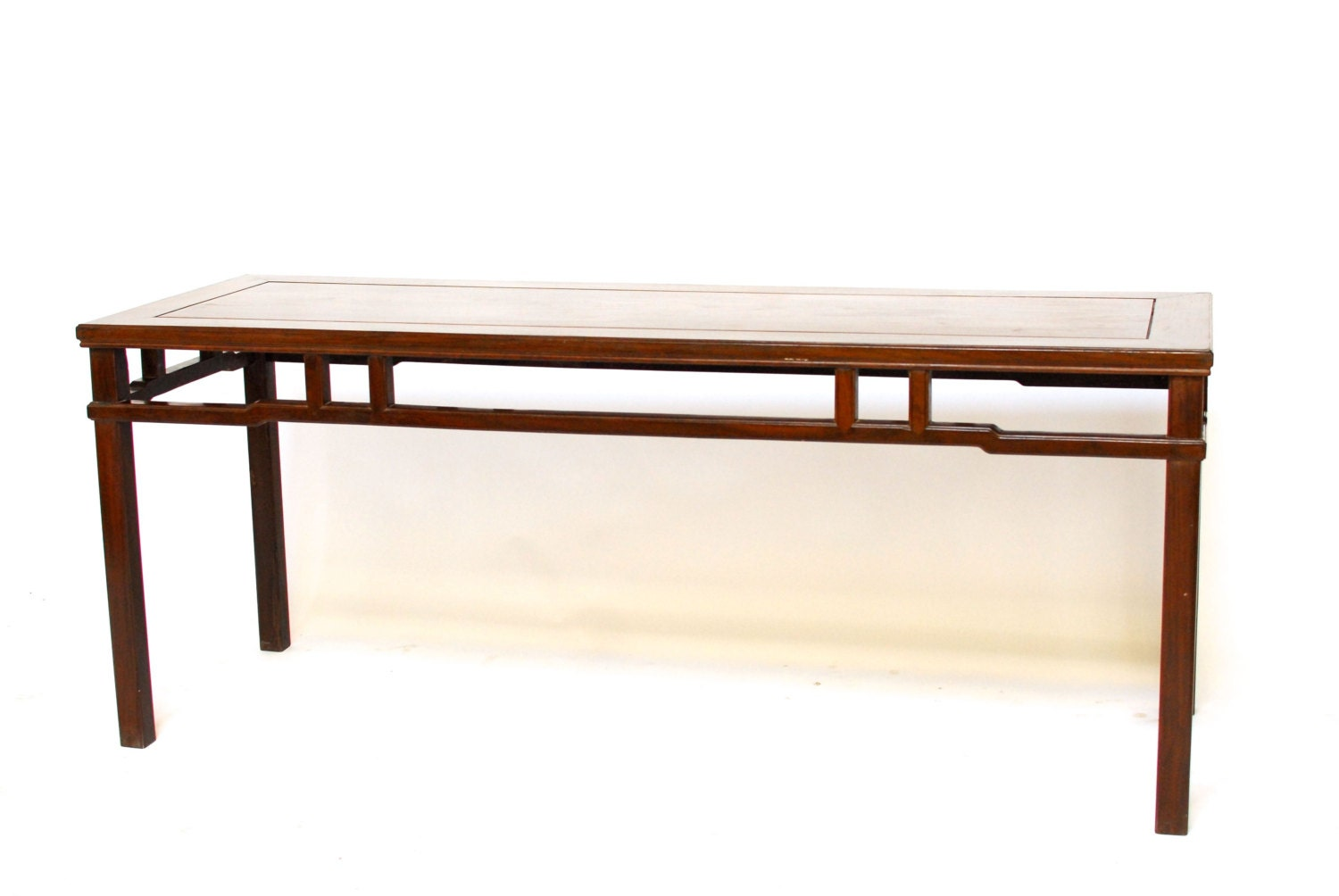 Akot console traditional console tables by haute table for Table console haute extensible