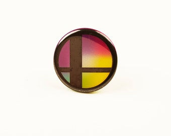 Smash Pin (Metallic)