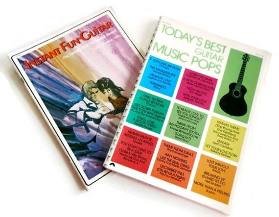Best Guitar Instruction Books : vintage guitar instructional books instant fun guitar ~ Russianpoet.info Haus und Dekorationen