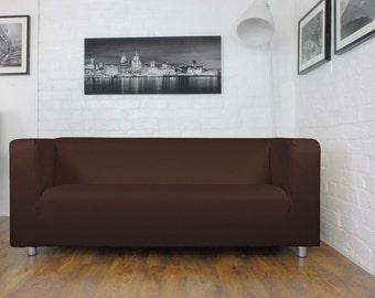 Ikea Klippan Sofa Cover In Beautiful Safari Print Cotton