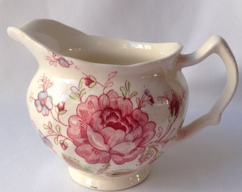 Rose Chintz Creamer