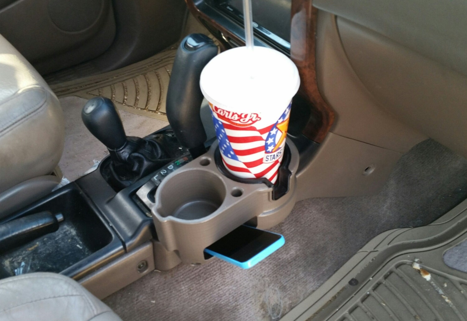 3rd Gen 4runner Double Cup Holder