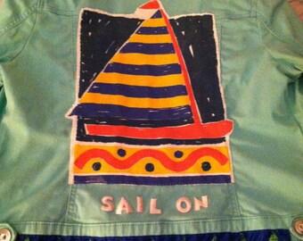 Sailing Festival Jean Vest