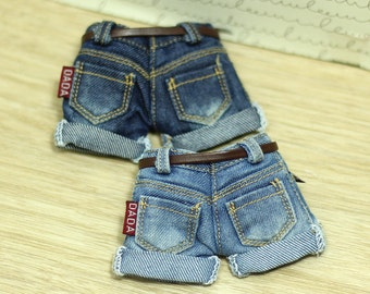 Jeans pants for blythe jerryberry azone and licca