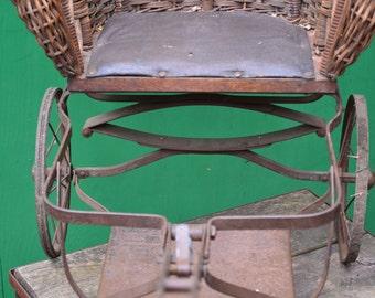 Victorian stroller