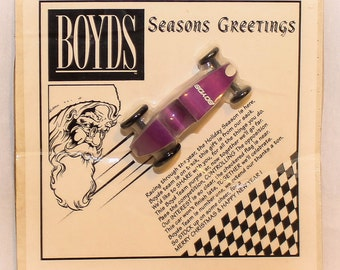 "Boyd Coddington ""Seasons Greetings"" Billet Promotional car"